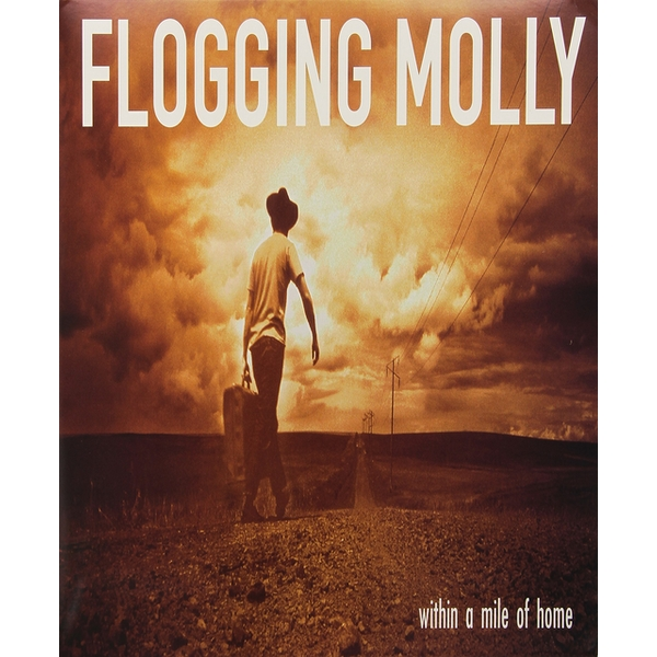 Flogging Molly - Within A Mile Of Home Vinyl
