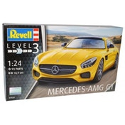 Mercedes-AMG GT 1:24 Revell Model Kit