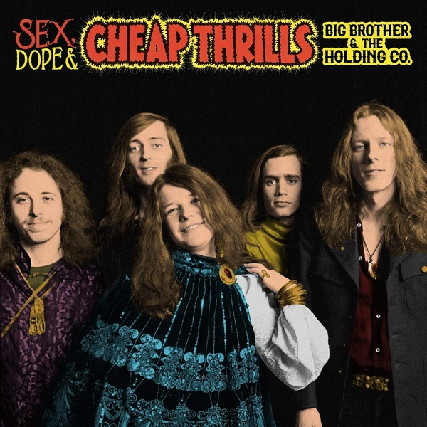 Big Brother & The Holding Co - Sex Dope & Cheap Thrills Vinyl