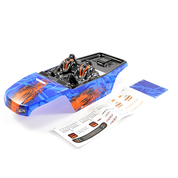 Ftx Ravine Body And Panels - Blue