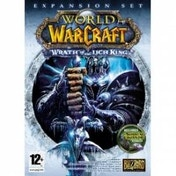 Ex-Display World Of Warcraft The Wrath Of The Lich King Game PC Used - Like New