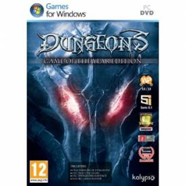Dungeons GOTY Game Of The Year Game PC