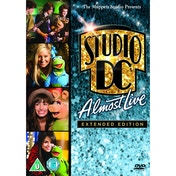 The Muppets: Studio DC - Almost Live! DVD
