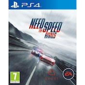Need for Speed Rivals Game PS4