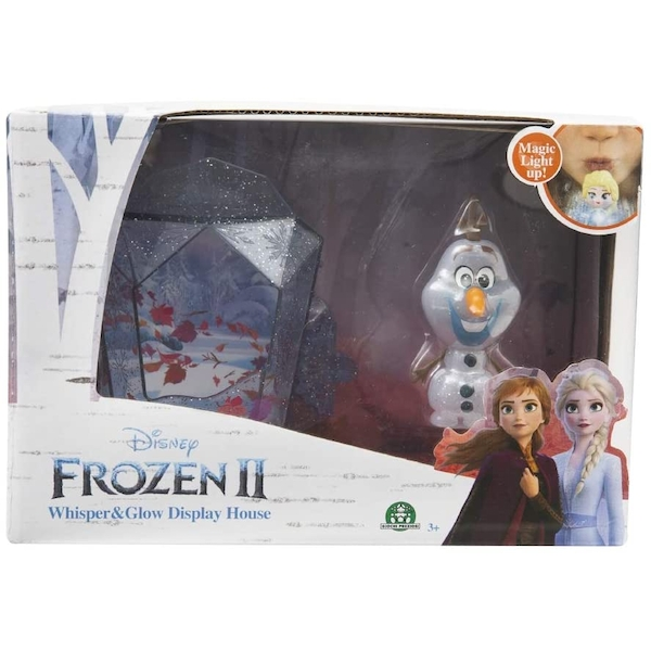 Frozen 2 - Whisper & Glow Display House Playset (Olaf)