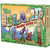 The Island of Doctor Lucky Board Game