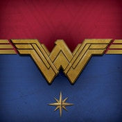 Wonder Woman - Emblem Canvas