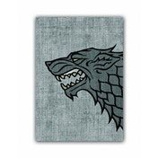 A Game Of Thrones House Stark 50 Art Sleeves (Case of 10)