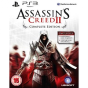 Assassin's Creed II 2 Complete Edition PS3 Game