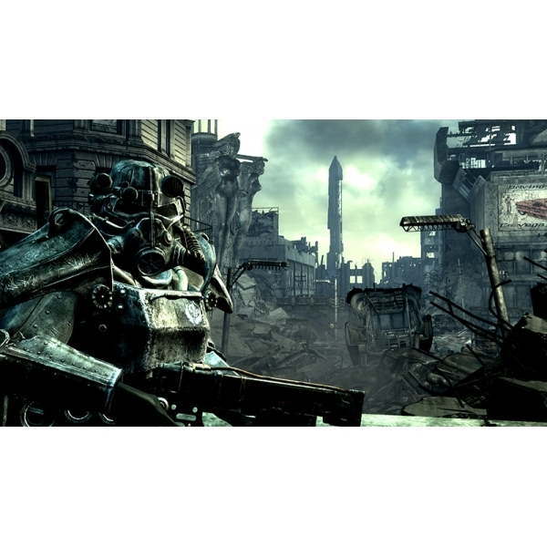 Fallout 3 Game PS3 - Image 3