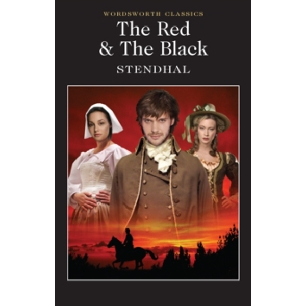 The Red & The Black by Stendhal (Paperback, 2015)