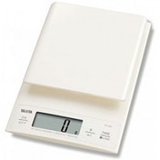 Tanita KD320WH Digital Kitchen Scale 3Kg Cream