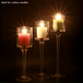 3 Elegant Tea Light Holders | M&W - Image 2
