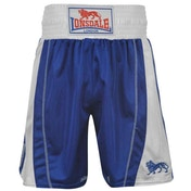 Lonsdale Men's Boxing Performance Trunks (Small)