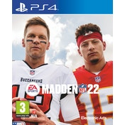 Madden 22 PS4 Game