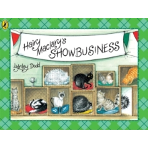 Hairy Maclary's Showbusiness by Lynley Dodd (Paperback, 1993)