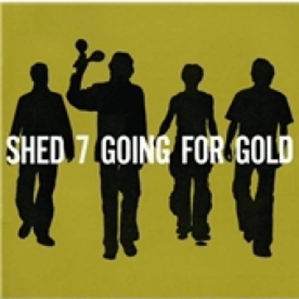 Shed Seven Going For Gold CD