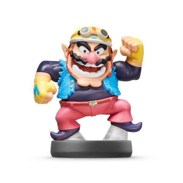 Wario Amiibo No 32 (Super Smash Bros) for Nintendo Switch & 3DS