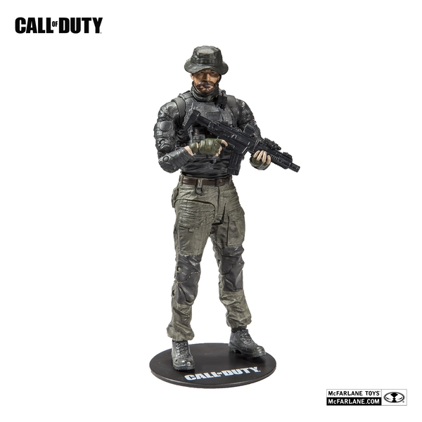 Captain Price (Call Of Duty) McFarlane Action Figure