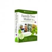 Family Tree Maker 2012 Deluxe Edition PC