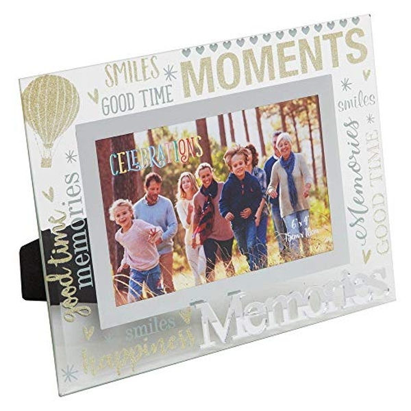 "6"" x 4"" - CELEBRATIONS? Friends & Family Frame - Memories"
