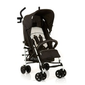 Hauck Speed Plus 4 Wheel Pushchair Black
