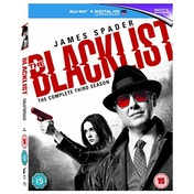 The Blacklist Season 3 Blu-ray