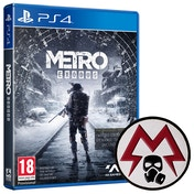 Metro Exodus PS4 Game + Patch