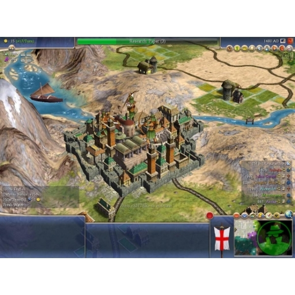 Sid Meier's Civilization IV Game PC - Image 2