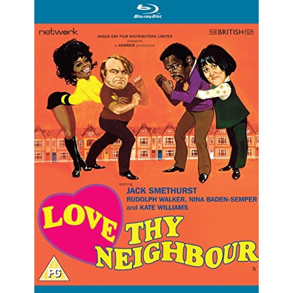 Love Thy Neighbour (Blu-ray)