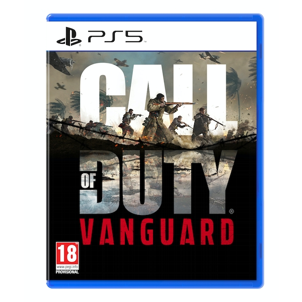 Call of Duty Vanguard PS5 Game
