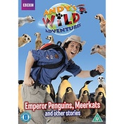 Andy's Wild Adventures DVD