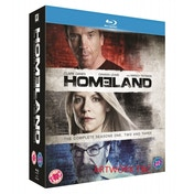 Homeland - Season 1-3 Blu-ray