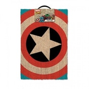 Marvel Comics Captain America Shield Door Mat