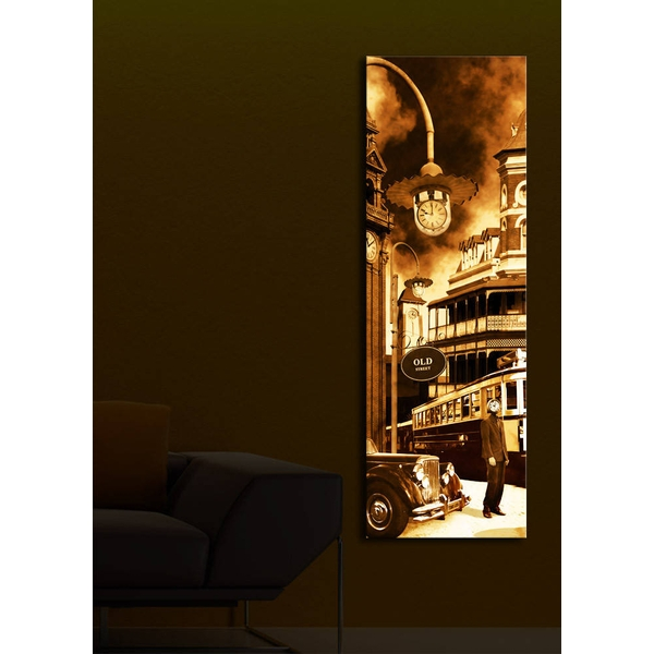 3090?ACT-8 Multicolor Decorative Led Lighted Canvas Painting