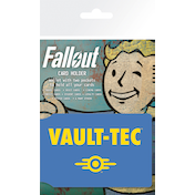 Fallout 4 Vault Tec Card Holder
