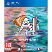 AI The Somnium Files nirvanA Initiative Collector's Edition PS4 Game