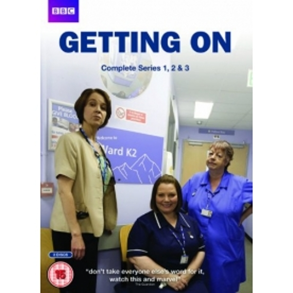Getting On Series 1-3 Boxset DVD