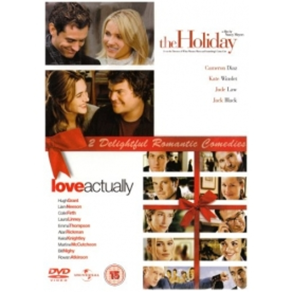 The Holiday/Love Actually DVD