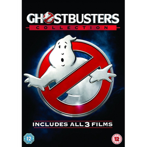 Ghostbusters - 1-3 Collection DVD