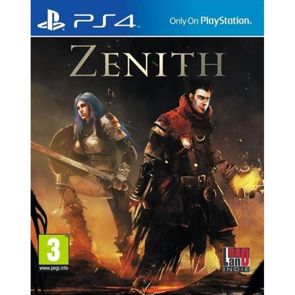 Zenith PS4 Game