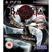 Bayonetta Game PS3
