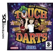 Ex-Display SEGA Presents Touch Darts Game DS Used - Like New
