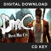 DmC Devil May Cry PC CD Key Download for Steam