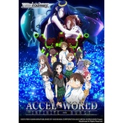 Weiss Schwarz TCG Accel World - Infinite Burst Booster Box (20 Packs)