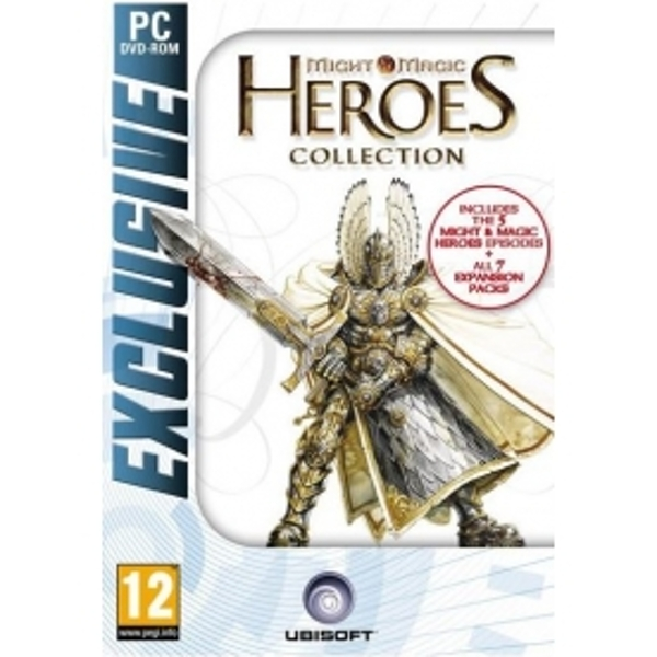 Heroes Of Might and Magic Collection (Exclusive) Game PC