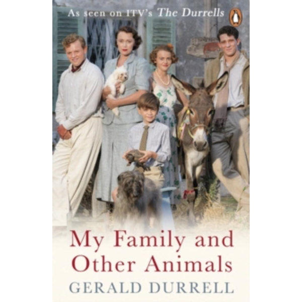My Family and Other Animals by Gerald Durrell (Paperback, 2016)