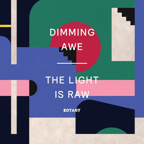 Botany - Dimming Awe The Light Is Raw Vinyl