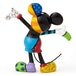Disney Britto Mickey Mouse Mini Figurine - Image 2
