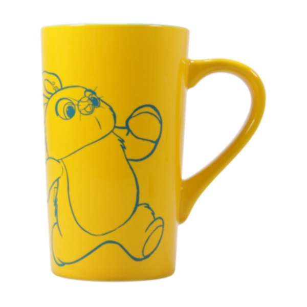 Toy Story - Ducky And Bunny Latte Mug